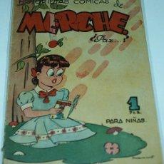 Tebeos: MERCHE Nº 25 - ORIGINAL - MARCO 1950 -LEER TODO. Lote 31009073