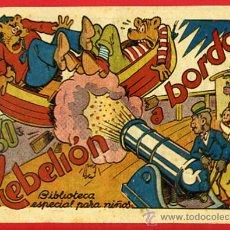 Tebeos: REVELION A BORDO , 30 CTS , HIPO MONITO FIFI , EDICIONES MARCO , ORIGINAL, C107. Lote 31180130