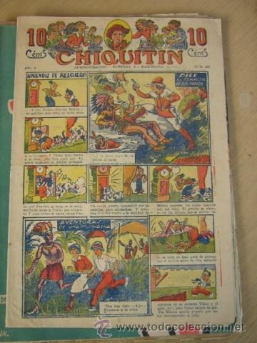 MARCO CHIQUITÍN Nº 467 (Tebeos y Comics - Marco - Otros)
