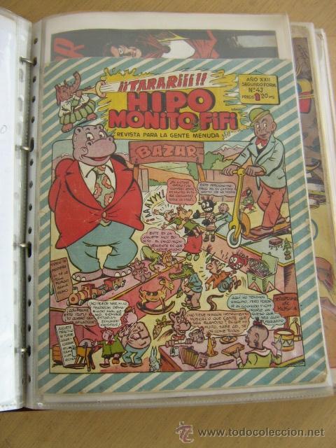MARCO HIPO MONITO Y FIFI Nº 43 (Tebeos y Comics - Marco - Otros)