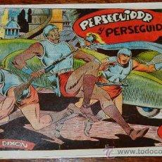 Tebeos: RED DIXON, 1ª EPOCA, Nº 45, PERSEGUIDOR Y PERSEGUIDO, TAL COMO SE VE EN LAS FOTOS PUESTAS.. Lote 31964419