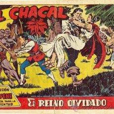 Tebeos: CHACAL, EL Nº 16. Lote 32750229