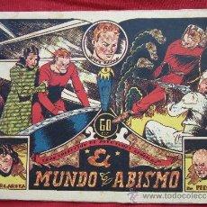 Tebeos: JAIME BAZAN , NUMERON 8 , EL MUNDO DEL AVISMO , 1940 EDITORIAL MARCO. Lote 33105411