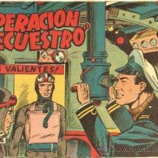 Tebeos: COLECCION CHEYENE - OPERACION SECUESTRO Nº 1 EDI. MARCO1959 - ORIGINAL. Lote 33894524