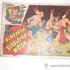 Tebeos: LUCHA DE RAZA Nº 12. Lote 34110110