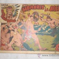 Tebeos: LUCHA DE RAZA Nº 22. Lote 34110375