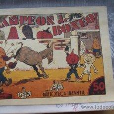 Tebeos: MARCO BIBLIOTECA INFANTIL Nº CAMPEÓN DE BOXEO . Lote 34262344