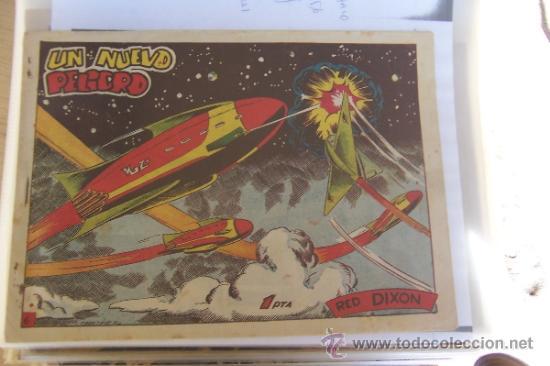 MARCO RED DIXON 1ª Nº 6 -26 2ª Nº 34- 43-45-46- 3ª Nº 21 (Tebeos y Comics - Marco - Otros)