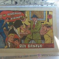Tebeos: MARCO ROY BAXTER Nº 19 Y 14. Lote 34265604
