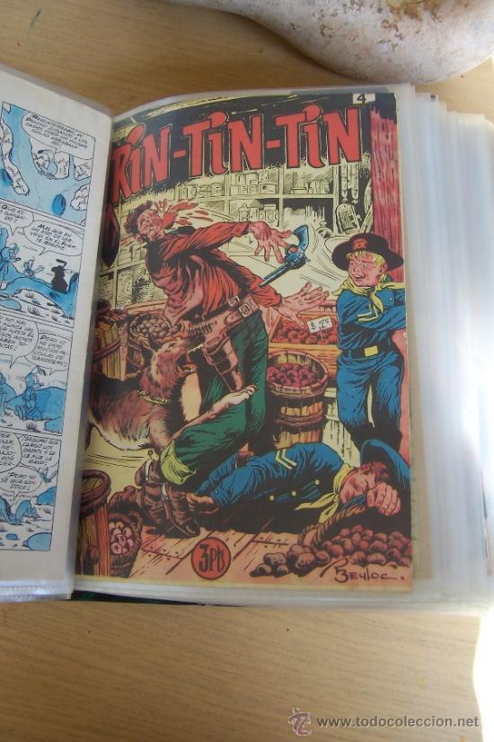 MARCO RIN-TIN-TIN Y DAVY Y SU FIEL ROY SELECCIÓN DE 49 Nº CON VARIOS EXTRAS Y ALMANAQUE (Tebeos y Comics - Marco - Rin-Tin-Tin)