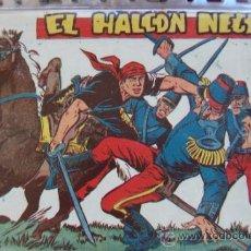 Tebeos: MARCO EL HALCON NEGRO Nº 1 SERIE CHEYENE. Lote 34266874