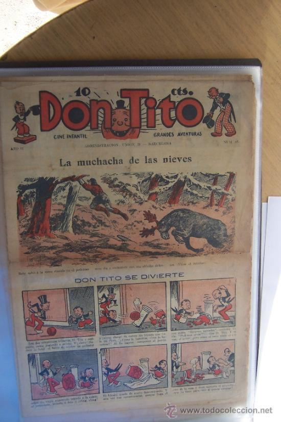 MARCO DON TITO Nº 83 Y 85 CON VAMPIROS DEL AIRE ENTRE OTROS (Tebeos y Comics - Marco - Otros)