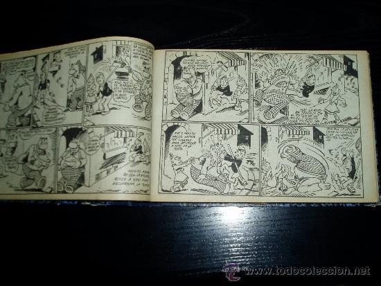 Tebeos: LOTE DE 54 NÚMEROS ENCUADERNADOS. BIBLIOTECA ESPECIAL PARA NIÑOS. ORIGINALES. 30 CTS - Foto 7 - 35228615
