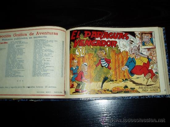 Tebeos: LOTE DE 54 NÚMEROS ENCUADERNADOS. BIBLIOTECA ESPECIAL PARA NIÑOS. ORIGINALES. 30 CTS - Foto 13 - 35228615
