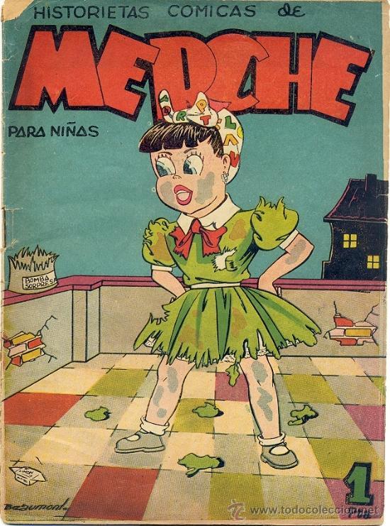 MERCHE Nº 6 (Tebeos y Comics - Marco - Otros)