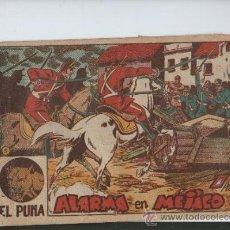 Tebeos: EL PUMA Nº 5 - ALARMA EN MEJICO - EDITORIAL MARCO . Lote 35551535