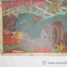 Tebeos: RED DIXON Nº 30 PRIMERA SERIE. Lote 35555710