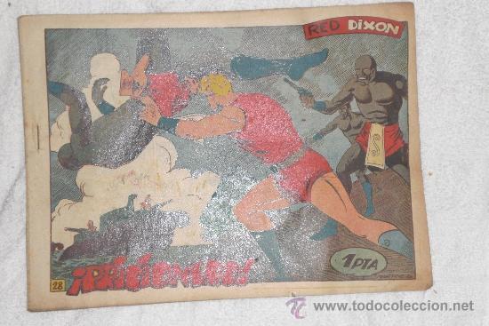 RED DIXON Nº 28 PRIMERA SERIE (Tebeos y Comics - Marco - Red Dixon)