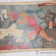 Tebeos: RED DIXON Nº 28 PRIMERA SERIE. Lote 35556058