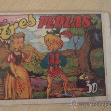 Tebeos: MARCO CUENTOS DE HADAS DE 30 CTS TRES TÍTULOS, VER INTERIOR . Lote 35567359