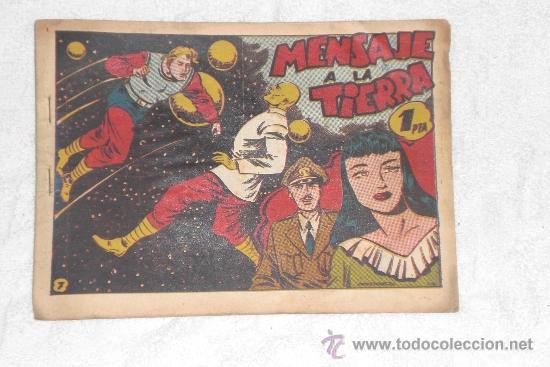 RED DIXON Nº 7 SEGUNDA SERIE (Tebeos y Comics - Marco - Red Dixon)