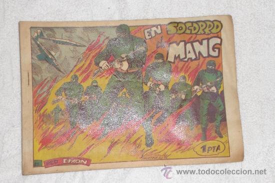 RED DIXON Nº 25 PRIMERA SERIE (Tebeos y Comics - Marco - Red Dixon)