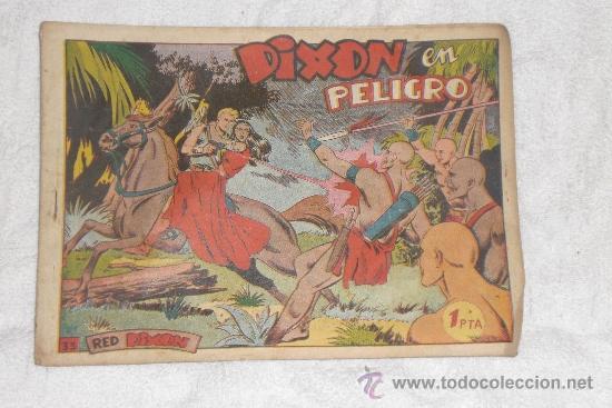 RED DIXON Nº 33 (Tebeos y Comics - Marco - Red Dixon)