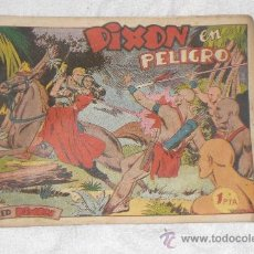 Tebeos: RED DIXON Nº 33. Lote 35643945