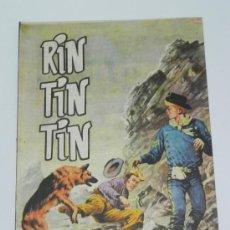 Tebeos - RIN TIN TIN Nº 35 BONO, MARTÍNEZ OSETE. EDITORIAL MARCO 1958. - 36588939