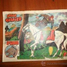 Tebeos: EL PUMA 2ª SERIE Nº 23 EDITORIAL MARCO 1953 ORIGINAL . Lote 37044460