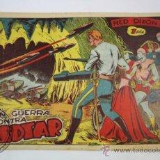Tebeos: TEBEO RED DIXON PRIMERA SERIE - Nº 9 EN GUERRA CONTRA SOTAR - EDITORIAL MARCO. Lote 36920869