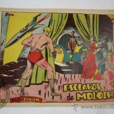 Tebeos: TEBEO RED DIXON PRIMERA SERIE - Nº 16 ESCLAVOS DE MOLOCH - EDITORIAL MARCO. Lote 36921044