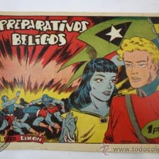 Tebeos: TEBEO RED DIXON PRIMERA SERIE - Nº 34 PREPARATIVOS BÉLICOS - EDITORIAL MARCO. Lote 36921408