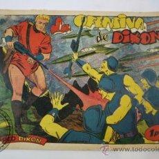 Tebeos: TEBEO RED DIXON PRIMERA SERIE - Nº 35 LA OFENSIVA DE DIXON - EDITORIAL MARCO. Lote 36921461