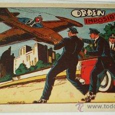 Tebeos: ROCK ROBOT Nº 3 ORIGINAL - MARCO 1957. Lote 37004161