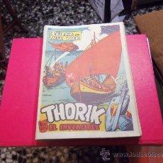 Tebeos: THORICK EL INVENCIBLE-COLECCION COMPLETA-. Lote 37564330