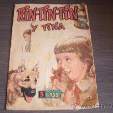 Tebeos: RIN-TIN-TIN Y TINA. Nº 4. SUPLEMENTO LA RISA. ED. MARCO. AÑO 1959 - CÓMIC MUY ESCASO. Lote 43384954