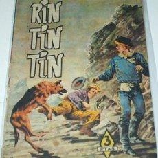 Tebeos - RIN TIN TIN Nº 35 - MARCO - ORIGINAL 1960 - 38975758