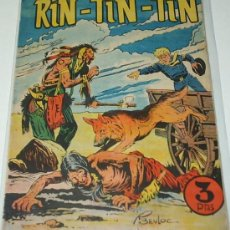 Tebeos: RIN TIN TIN Nº 50 - MARCO - ORIGINAL 1960. Lote 38975779