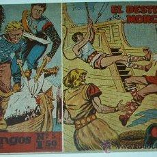 Tebeos: LOS VIKINGOS Nº 5 - EDIT. MARCO - ORIGINAL 1959- LEER. Lote 39112027