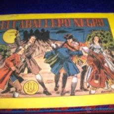 Tebeos: EL CABALLERO NEGRO Nº 1 DE BOIXCAR. ED MARCO. GENERAL.. Lote 39643968