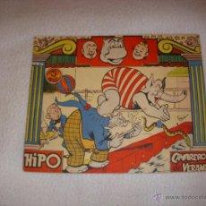 Tebeos: HIPO 3 PTAS, CAMARERO DE VERANO, EDITORIAL MARCO.. Lote 39900859