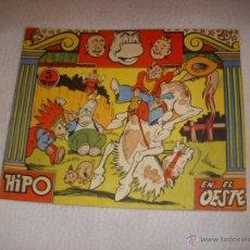 Tebeos: HIPO, HIPO EN EL OESTE, 3 PTAS, EDITORIAL MARCO. Lote 39900886