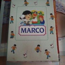 Tebeos: MARCO COMPLETA RBA. Lote 39981740