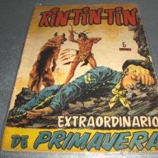Tebeos: RIN TIN TIN EXTRAORDINARIO DE PRIMAVERA 1958. ED. MARCO. .. Lote 40367135