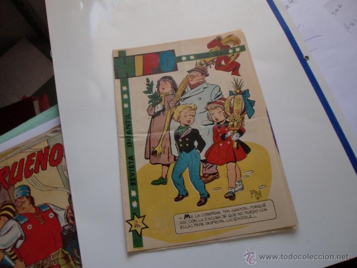 HIPO Nº 21 ED, MARCO 1958 SIN ABRIR ORIGINAL (Tebeos y Comics - Marco - Hipo (Biblioteca especial))