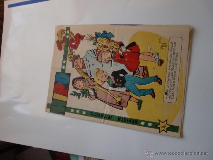 Tebeos: HIPO Nº 21 ED, MARCO 1958 SIN ABRIR ORIGINAL - Foto 2 - 118149275