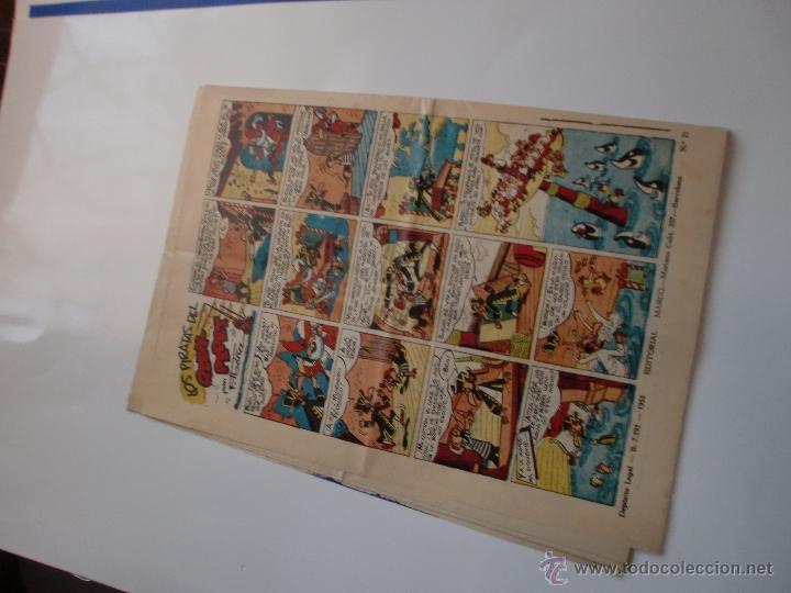 Tebeos: HIPO Nº 21 ED, MARCO 1958 SIN ABRIR ORIGINAL - Foto 3 - 118149275