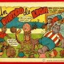 Tebeos: HIPO MONITO Y FIFI , UN PARTIDO DE LIGA , 40 CMS. , MARCO , ORIGINAL . Lote 40771480