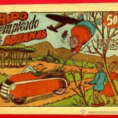 Tebeos: HIPO MONITO Y FIFI , HIPO EMPLEADO DE ADUANAS , 40 CMS. , MARCO , ORIGINAL . Lote 40771506